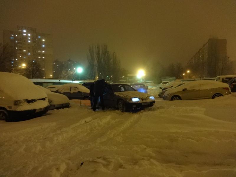 Метод автоворов спас иностранца в Харькове