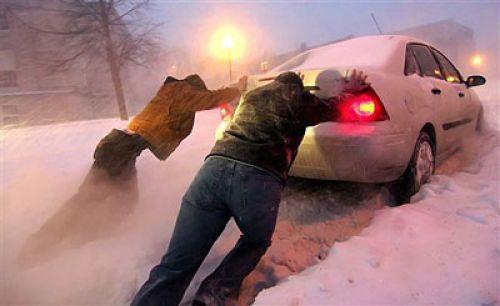 На Харьковщине спасли сотни автомобилистов