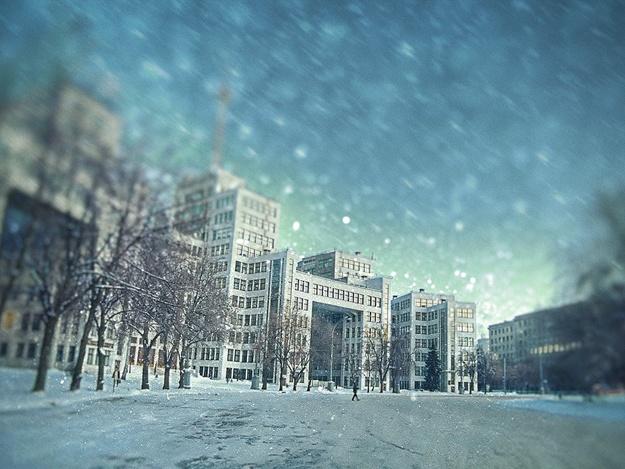 Харьков признали золотым городом