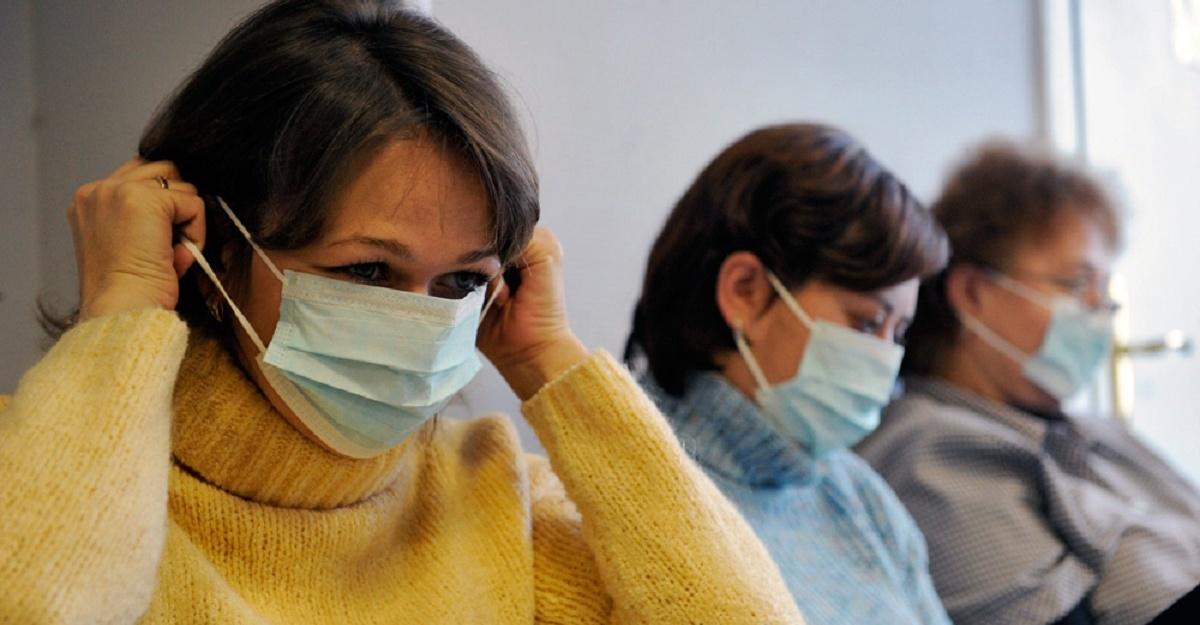 Тысячи жителей Харьковщины пострадали от вируса