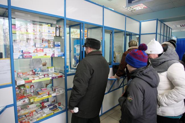 В аптеки Харькова поступили дефицитные препараты