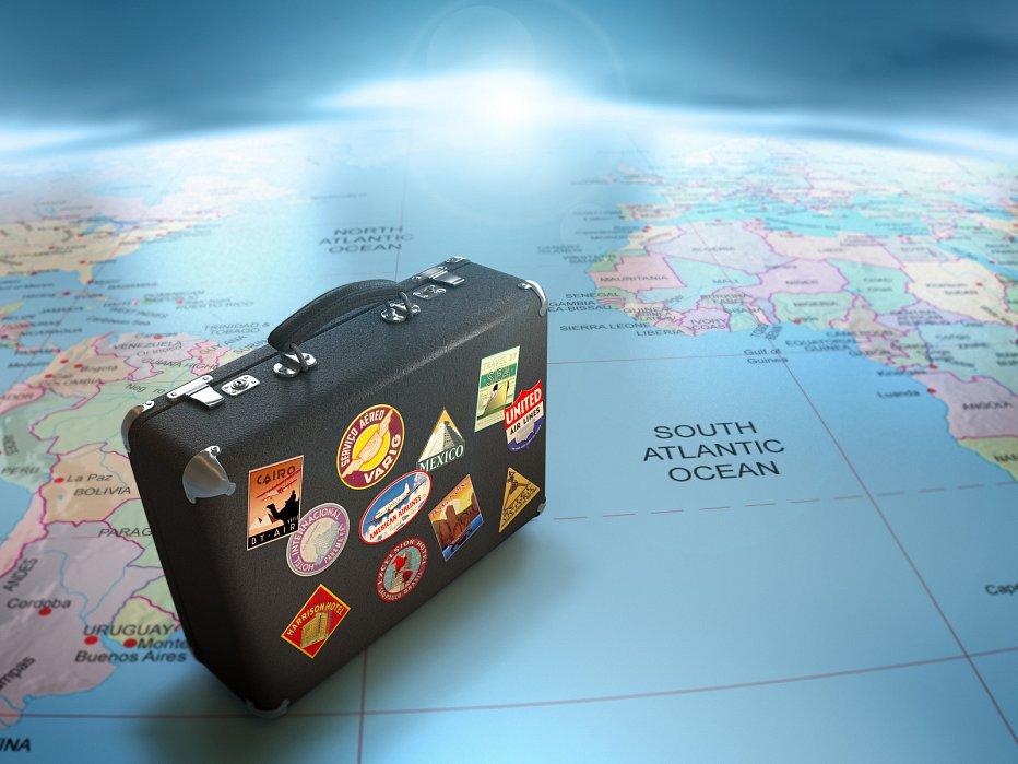 Харьковчане сидят на чемоданах