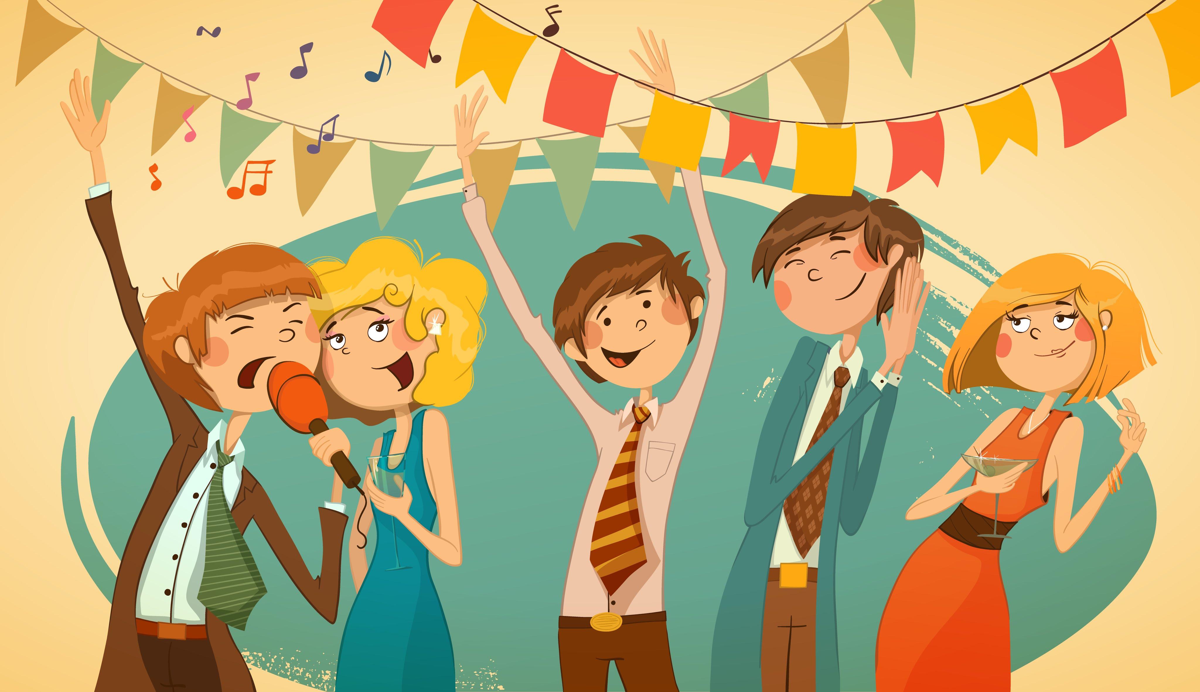 Поздравление для одноклассников на встрече с одноклассниками