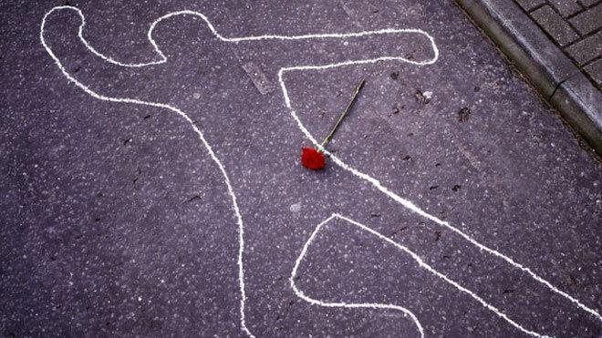 Старушка умерла посреди улицы на ХТЗ