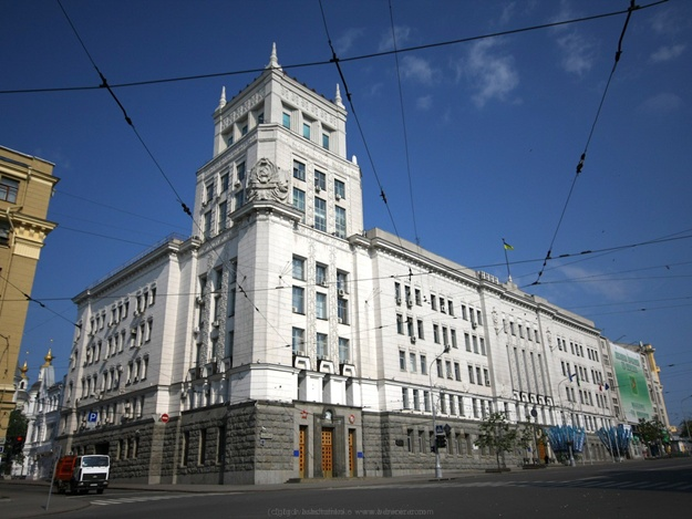 Погром в Харьковской мэрии. Силовики сделали заявление