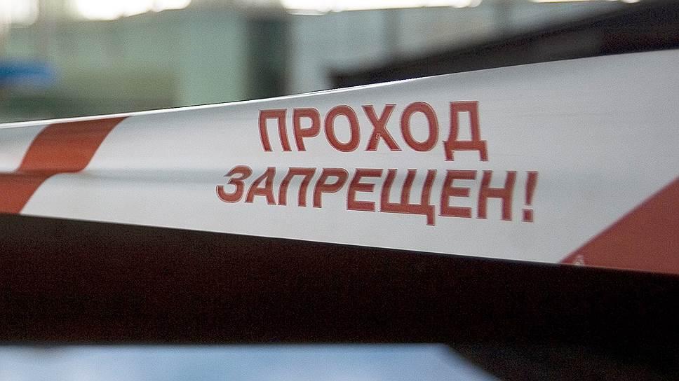 Харьковчан перепугало оцепление в городе (ФОТО)