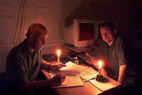 Энергетический коллапс. Харьковчан оставят без отопления