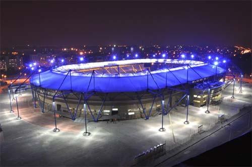 На матче «Шахтера» в Харькове стадион скандировал «Металлист»