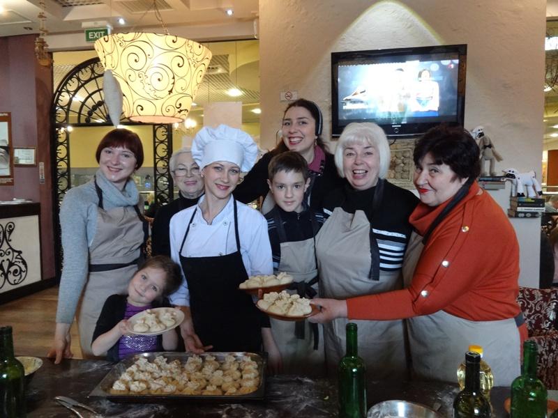 В Харькове устроили жаркие и вкусные соревнования (ФОТО)