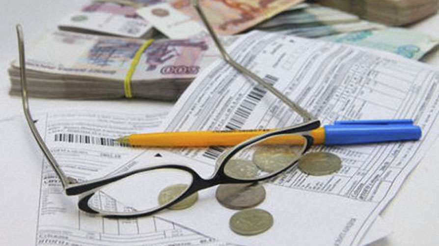 Жители Харьковщины не спешат платить за коммунальные услуги