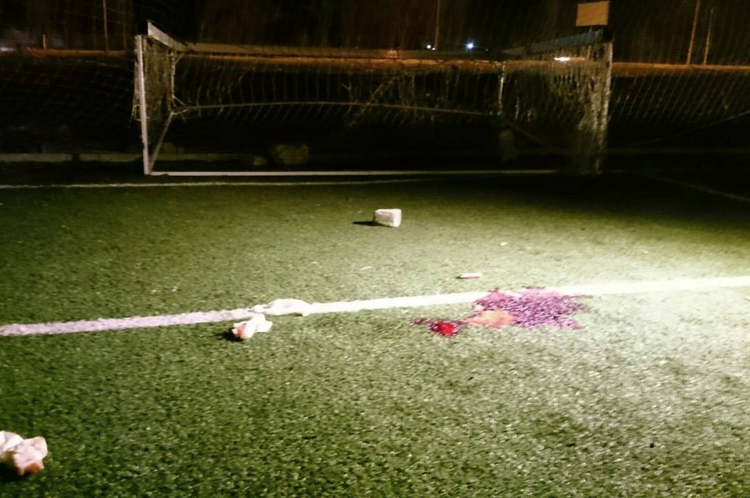 В горсовете не знают, кому принадлежит футбольное поле, где погиб подросток (ВИДЕО)