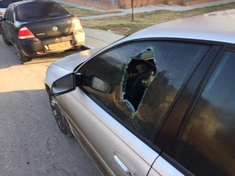В Харькове неизвестные донимают автолюбителей (ФОТО)