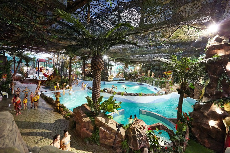 аквапарк джунгли фото харьков