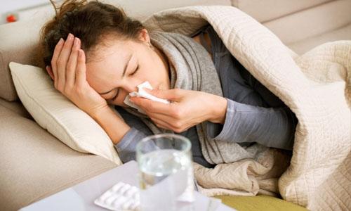 Опасный вирус уложил в постель тысячи харьковчан