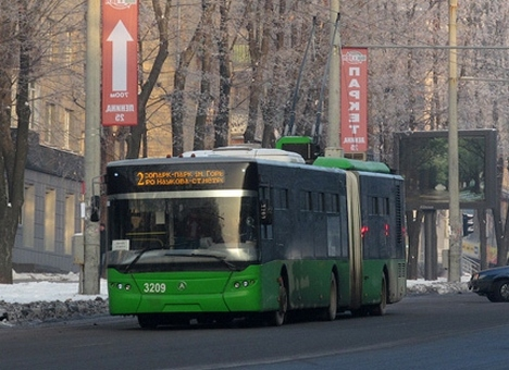 По центру Харькова хотят пустить новый транспорт
