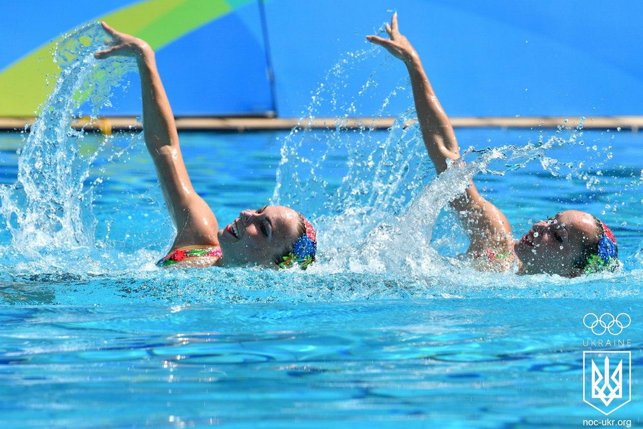 Харьков продолжает растить русалок-чемпионок