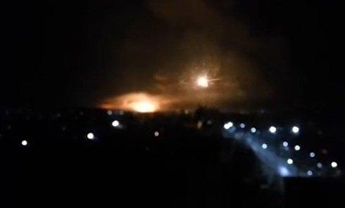 Стала известна причина взрыва на складе боеприпасов в Харьковской области