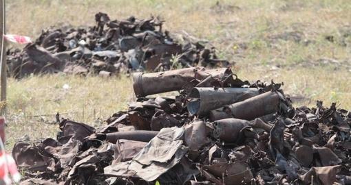 Мало потушить пожар в Балаклее, нужно еще очистить большую территорию – экс-губернатор Харьковщины