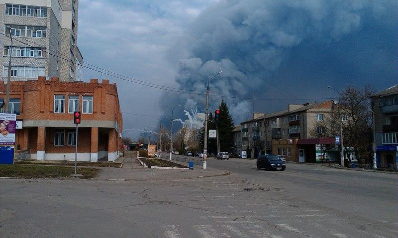 Еще один человек пострадал при взрывах в Балаклее