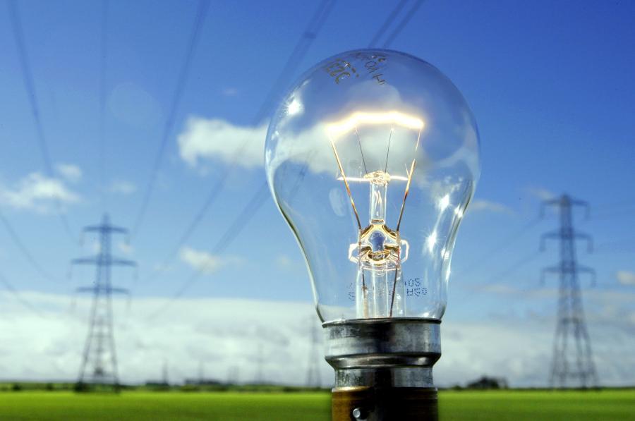 Цену на электроэнергию повысили в Украине