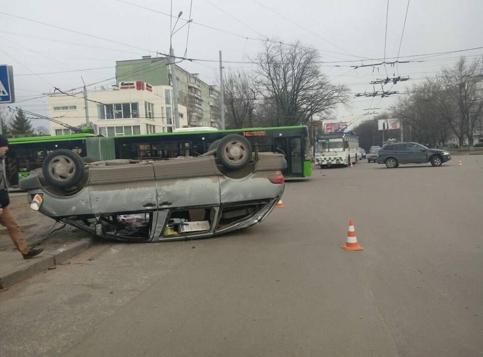 Иностранцы устроили разборки на Салтовке (Фото)