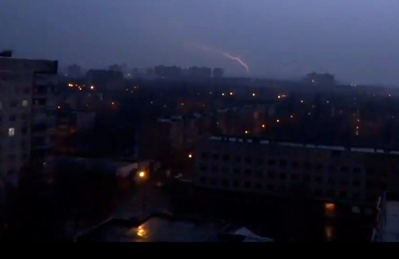 Громкая ночь. Харьковчанам мешали спать (фото, видео)