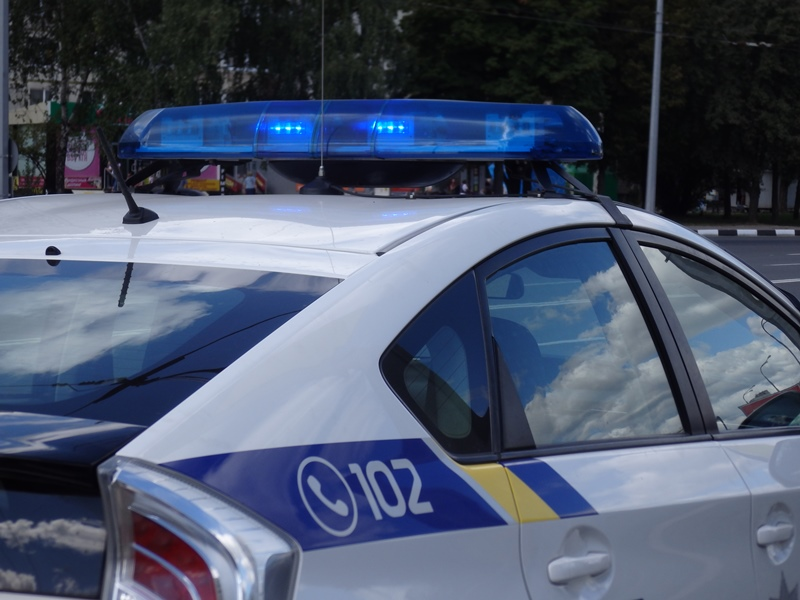 Странный звонок поступил в полицию Харькова