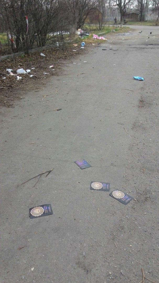 После общегородского субботника мусора стало еще больше - харьковчане