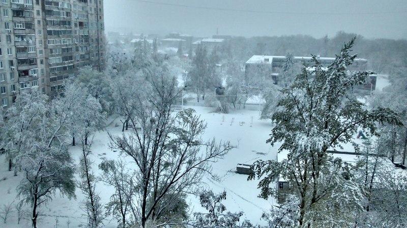 Морозная погода без осадков сохранится на большей части страны 8 декабря