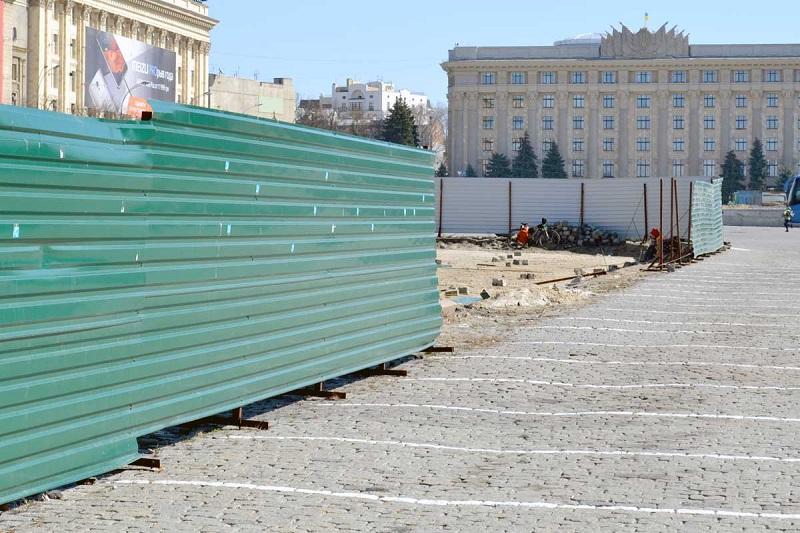В центре Харькова собираются установить новый объект