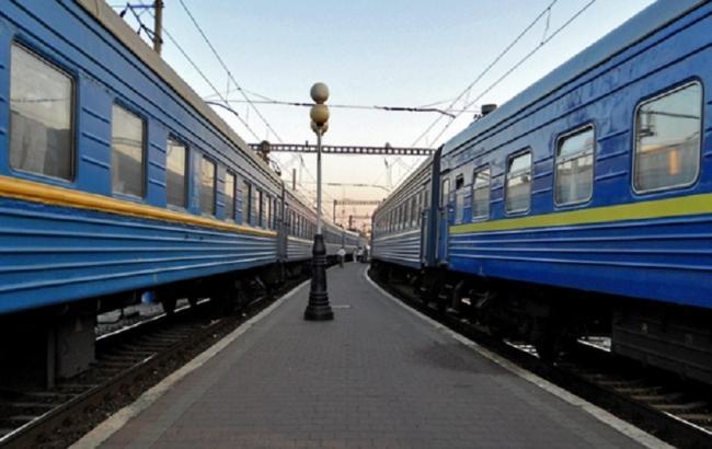 Стоимость проезда в украинских поездах увеличится