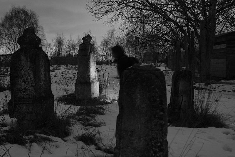 Людей распугали на кладбище в Харькове