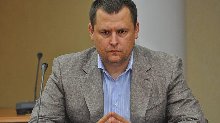 Черная метка для Бориса Филатова от жителей Днепра.  (фото)