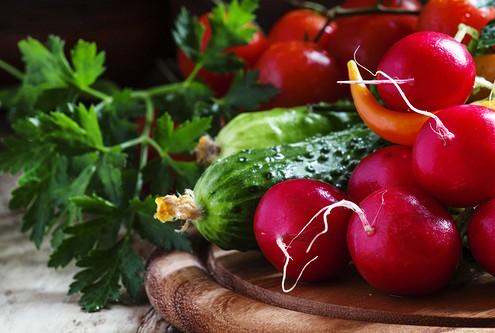 Харьковчане погнались за сезонными витаминами