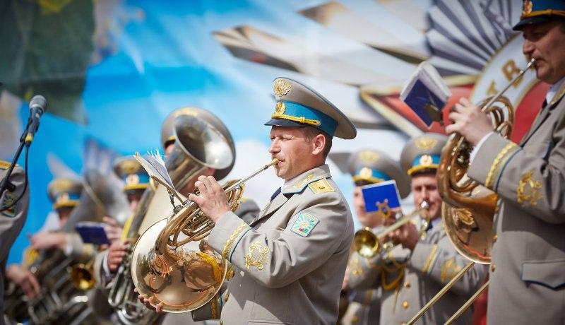 День Победы в Харькове: от Кучмы до Порошенко