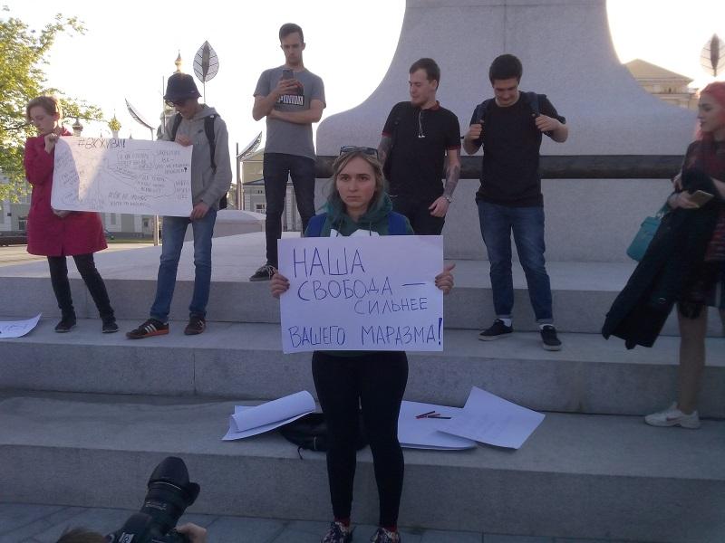 Харьковчане из соцсетей собрались дойти до Порошенко