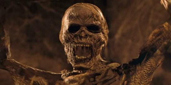 В харьковской квартире нашли древнюю мумию