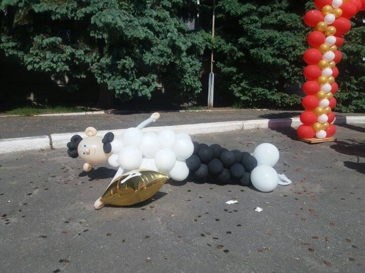 Последний звонок свалил с ног харьковских выпускников (фото)