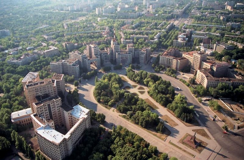 В Харькове хотят создать памятное место