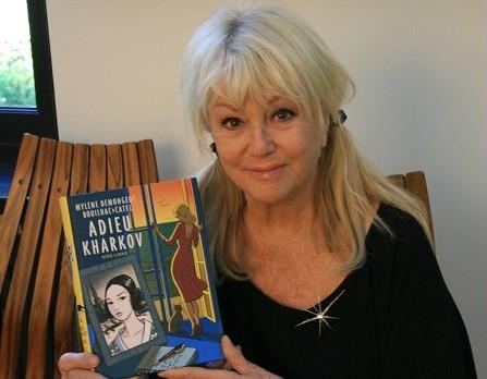 В Париже известная француженка презентует книгу о Харькове