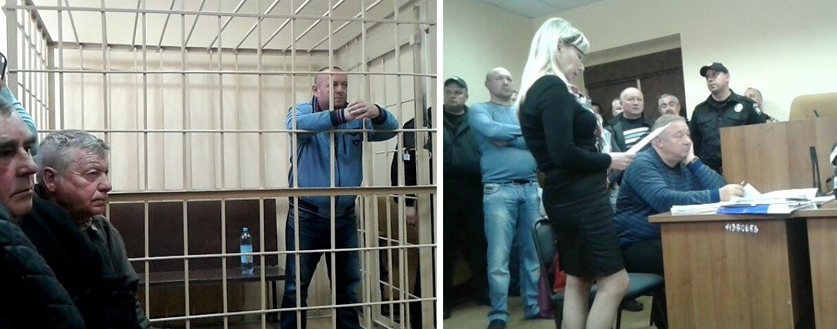 Скандального харьковского депутата оставили за решеткой