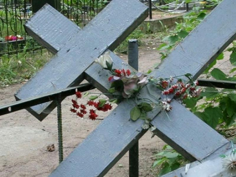 Кладбищенский маньяк орудует на Харьковщине