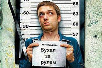 Крупные штрафы не пугают пьяных автомобилистов из Харькова