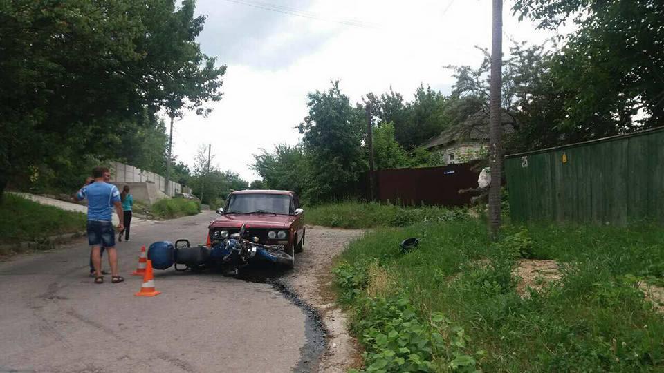 Мужчина попал в больницу из-за происшествия в Харькове (фото)