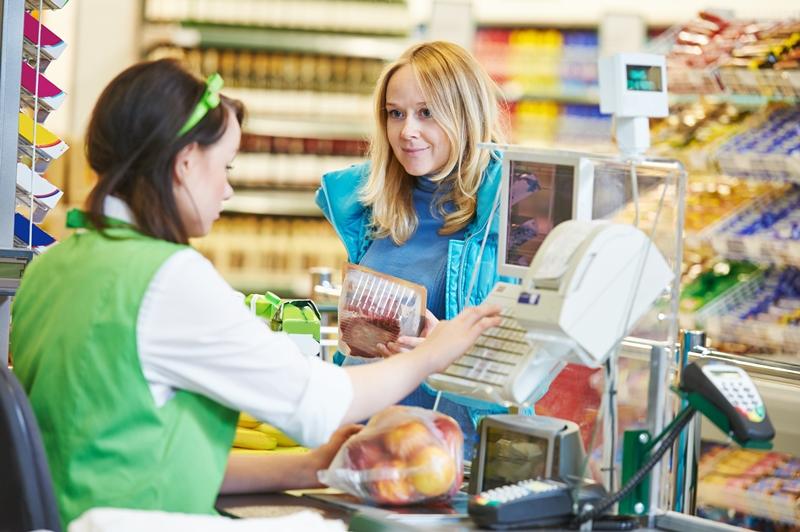 Супермаркет довел харьковчанку до нервного срыва