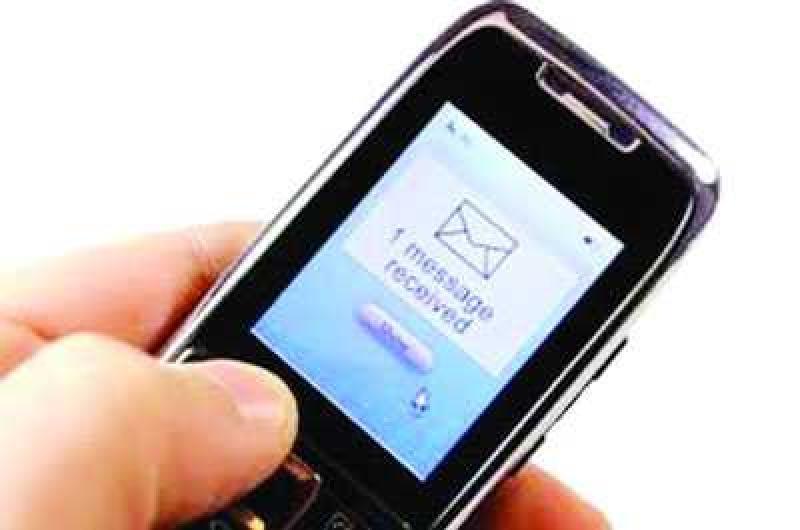 В Харькове мужчина получил на телефон страшное сообщение