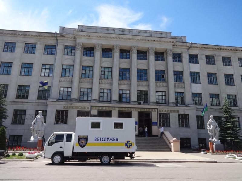 Уникальную операционную для животных создали в Харькове (фото, видео)