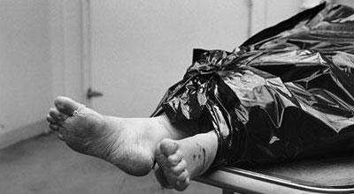 Жуткое происшествие в Харькове. Мужчина в своей квартире нашел мертвую женщину