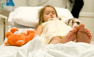 Юная исследовательница из-за недосмотра сестры оказалась в больнице