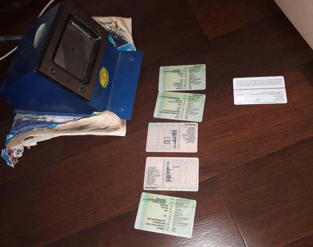 Крупную преступную группировку задержали в Харькове (фото)